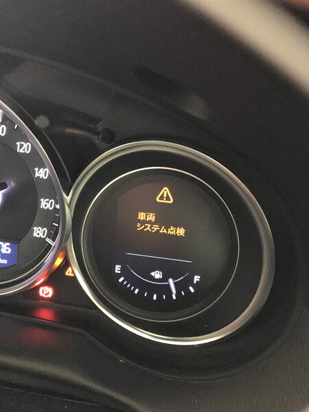 車両システム点検